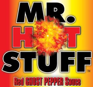 Mr. Hot Stuff Red Ghost Pepper Sauce
