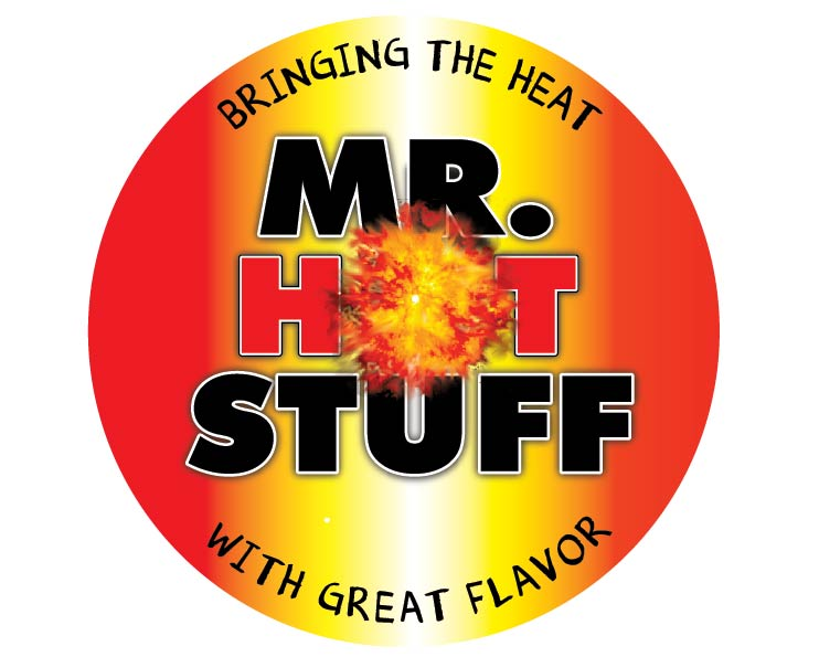 Mr. Hot Stuff Sauces